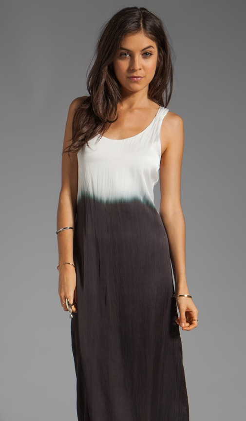 Patterson J. Kincaid Meeshee Dip Dye Long Dress