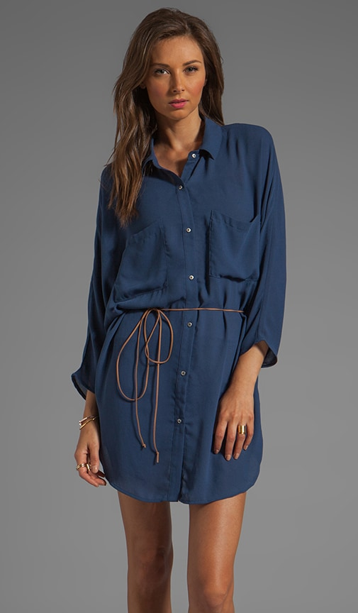 Patterson J. Kincaid Stella Shirt Dress