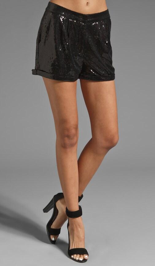 Nova Sequin Short