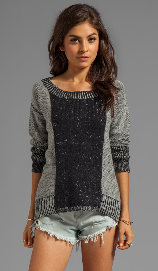 Palited High Low Sweater