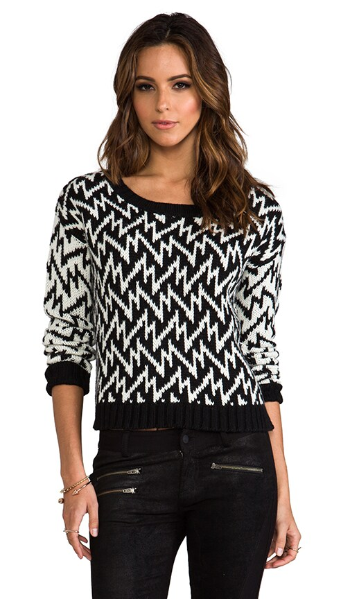 Zigzag Pullover
