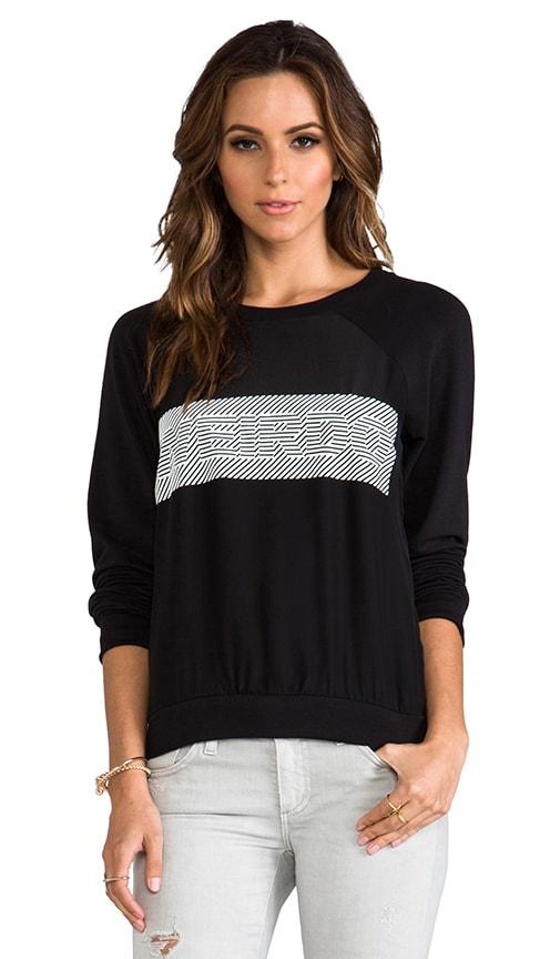 Gwen Raglan Sweatshirt Weirdo