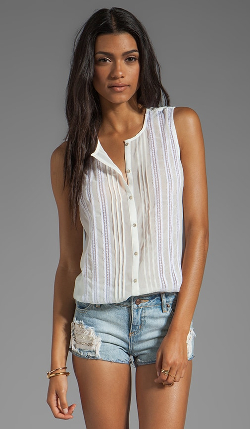 Patterson J. Kincaid Coast Button Tank