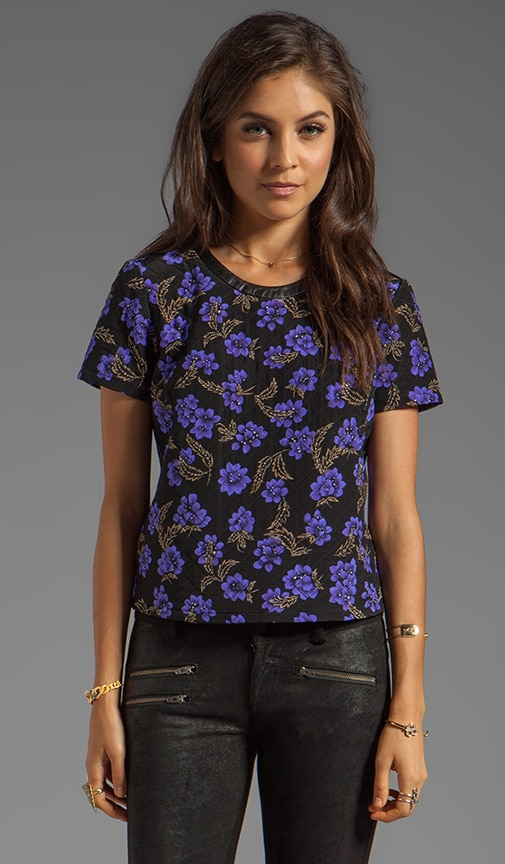 Bloom Quilted Tee