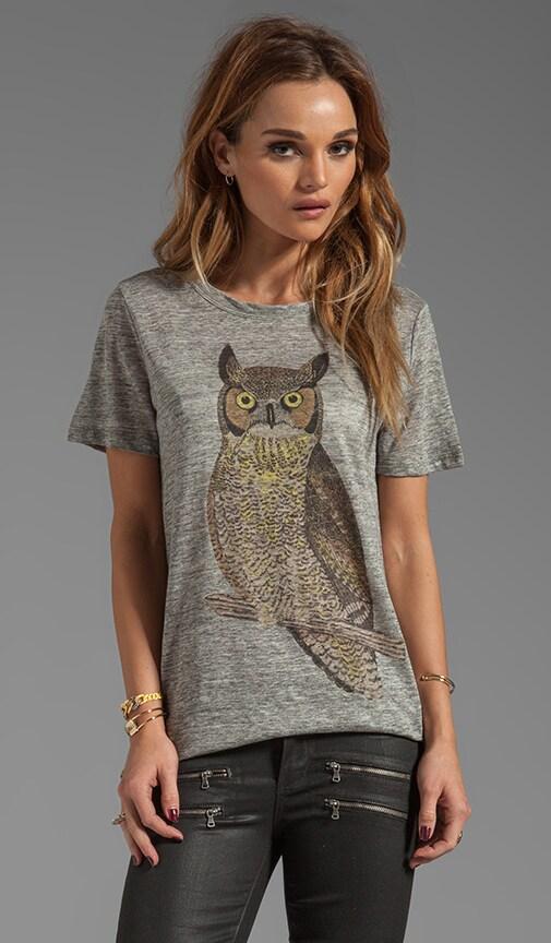 Owl Classic Crew Tee
