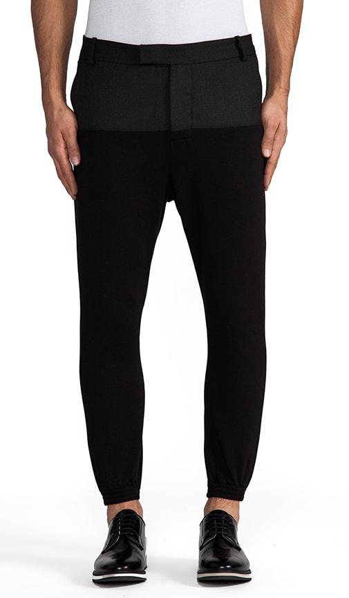 Drop Crotch Trouser