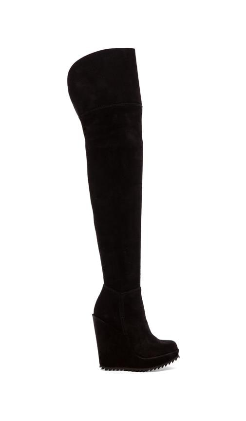 Vanne Castra Wedge Boot