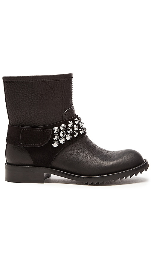 Pedro Garcia Kian Boot in Black Cervo