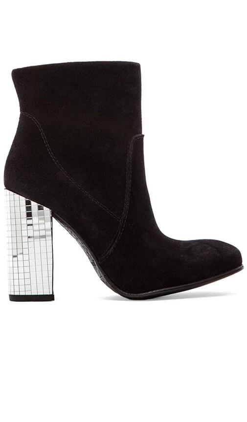 Bruna Disco Block Heel Bootie