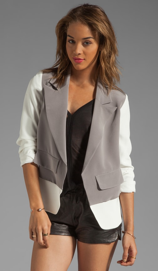 Layer Blazer