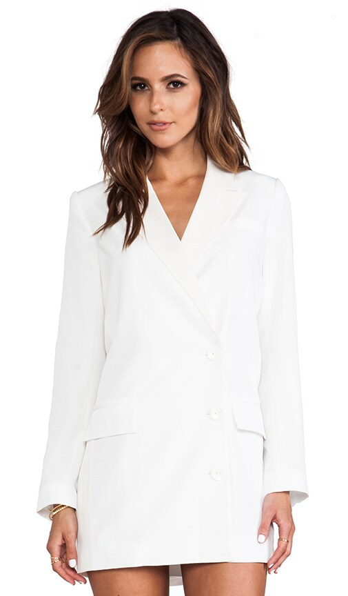 Validation Long Blazer