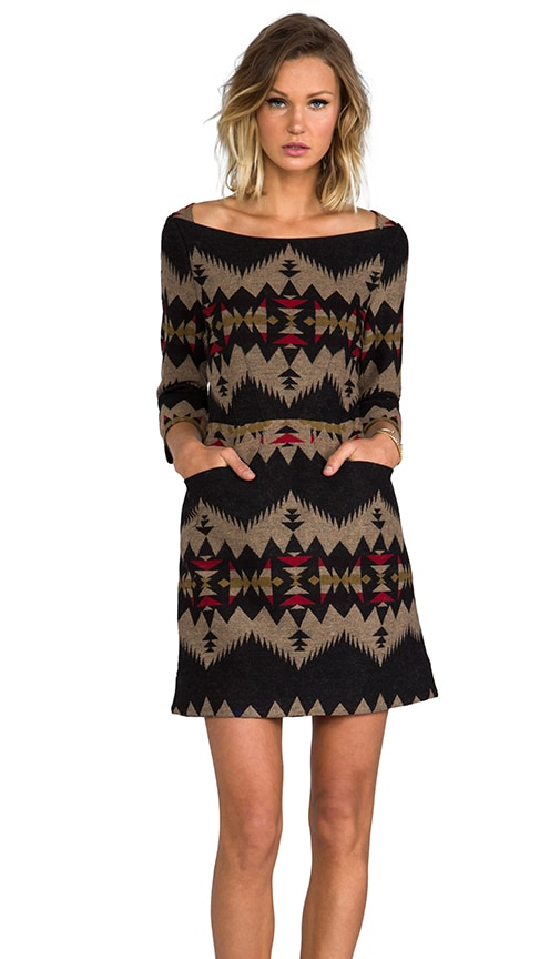 The Portland Collection By Pendleton Tolovana Dress In Sonora Flannel Revolve