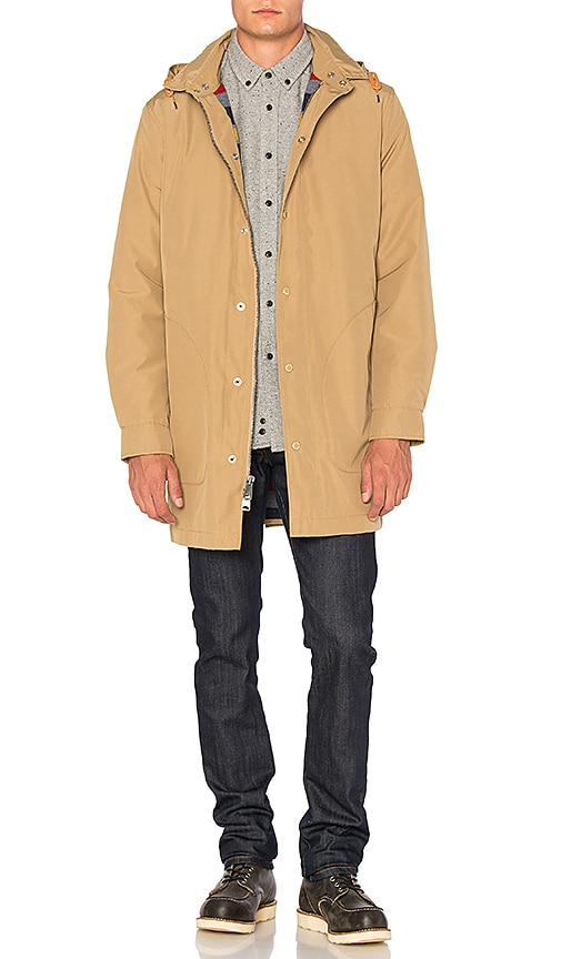 Ashford Insulated Rain Jacket