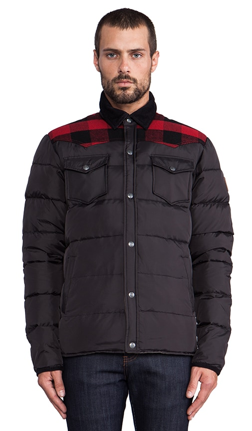Rockford Lightweight Down Jacket