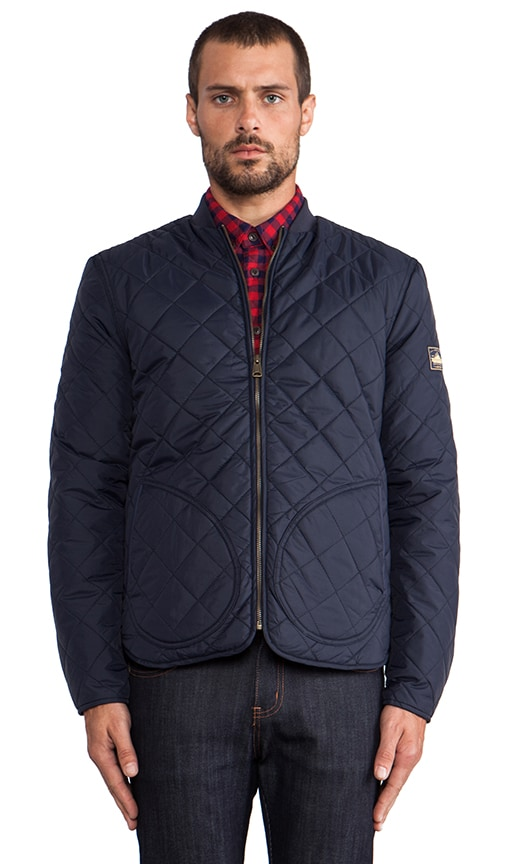 Landrum Quilted Jacket