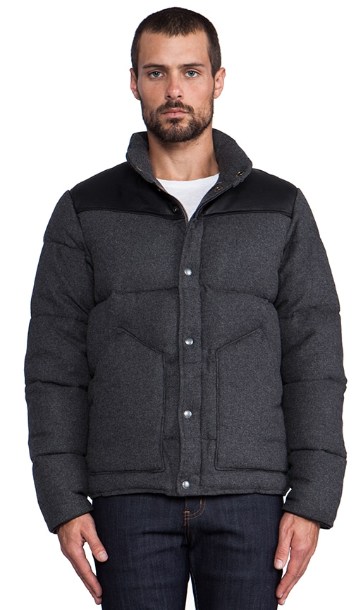 Blue Label Gillman Melton Insulated Jacket