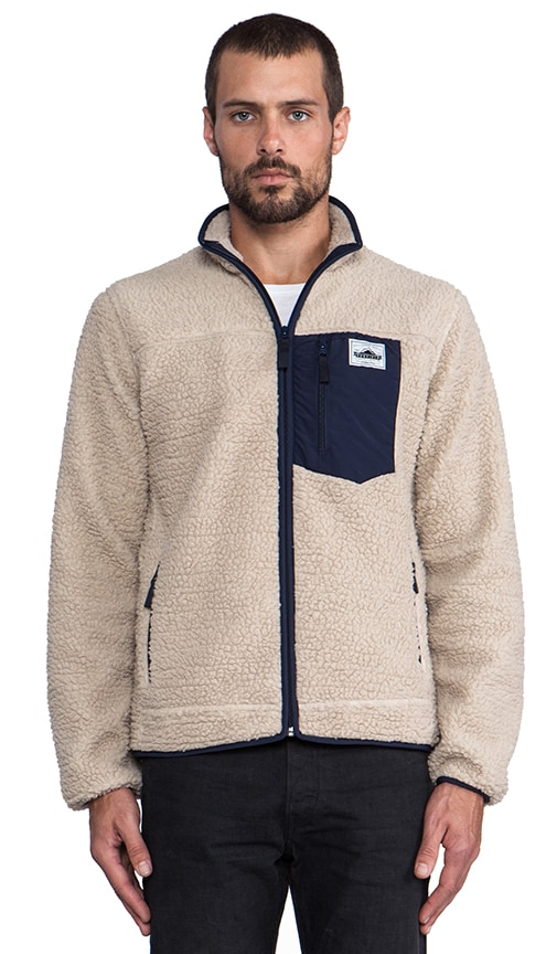 Lavic Pile Fleece Jacket