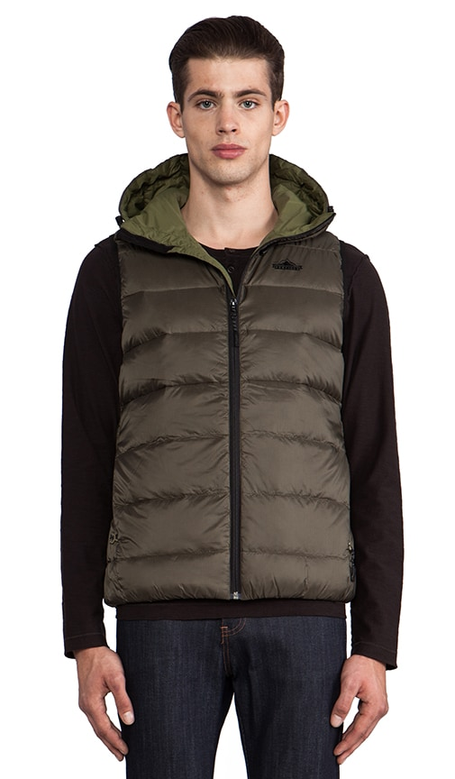 Chinook Packable Down Vest