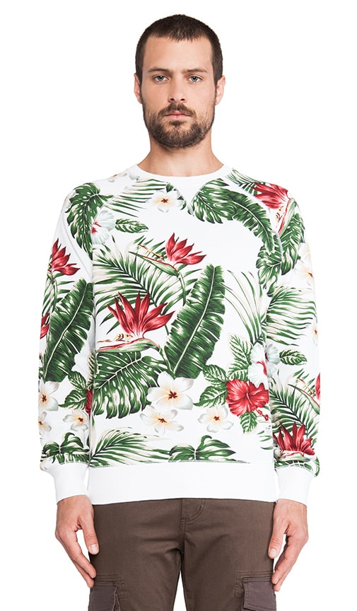 Koloa Palm Print Sweatshirt