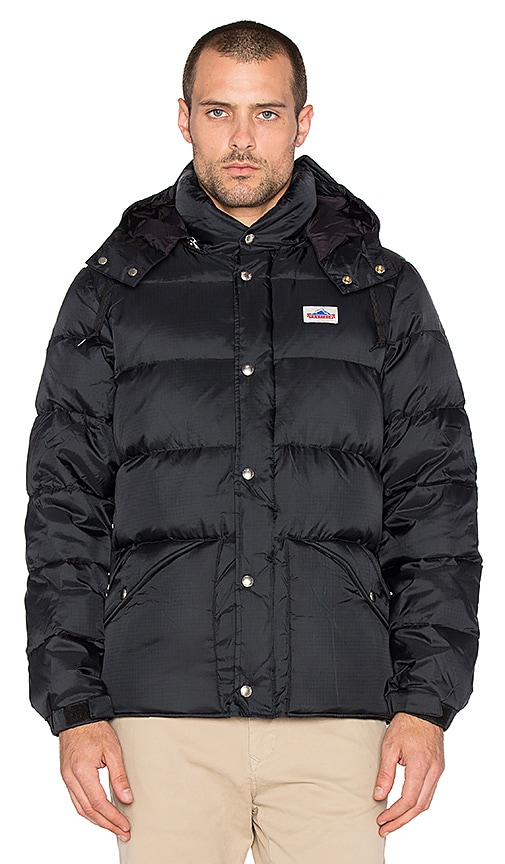 Penfield Bowerbridge Insulated Jacket in Black