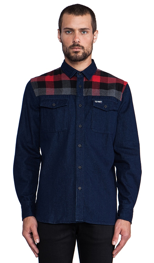 Wayland Denim Trail Shirt