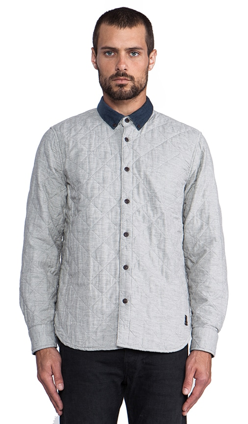 Harrison Quilted Shirt