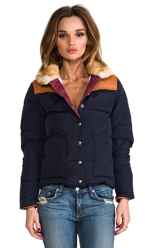 Rockwool Down Insulated Jacket