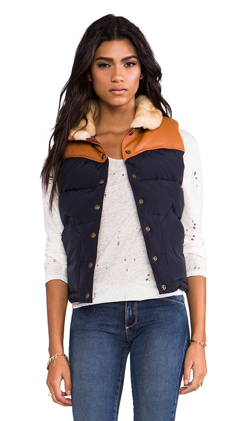 Rockwool Down Insulated Vest