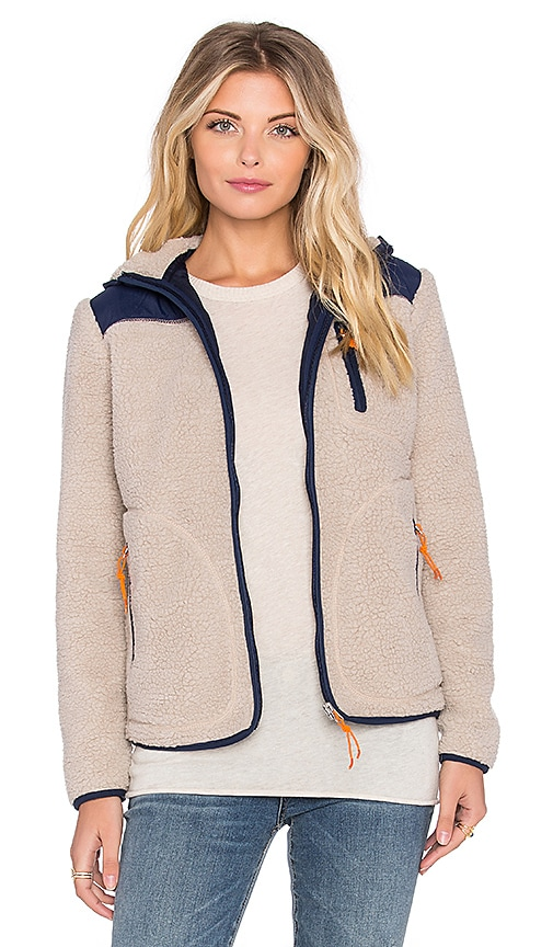 Carson Hooded Fleece Jacket
