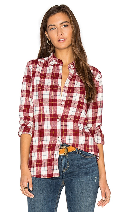 Pearson Brushed Cotton Check Shirt