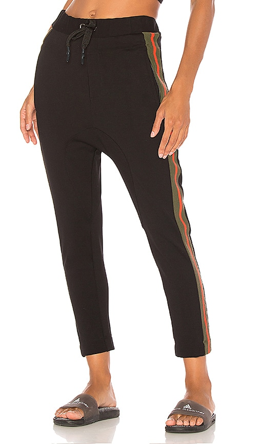 P.E Nation Reformer Track Pant in Black