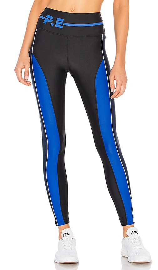 The Delta High Waist Legging by P.E Nation