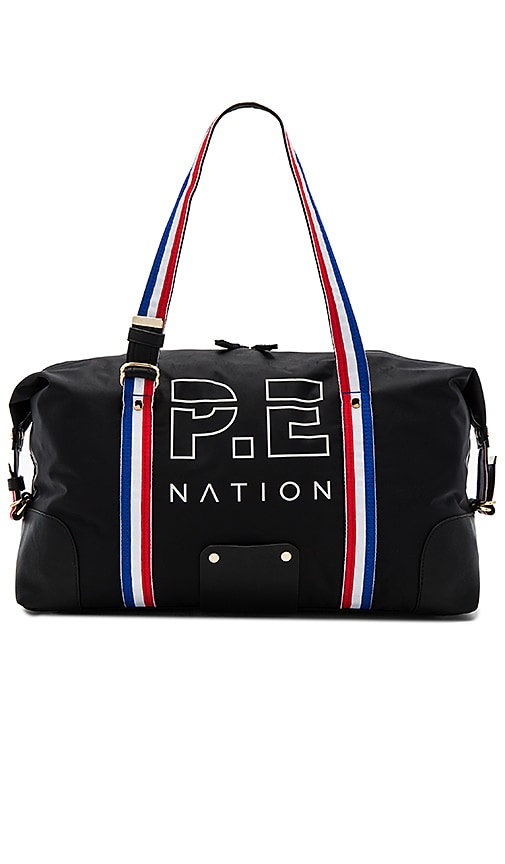 P.E Nation P.E. Nation Sports Bag in Black