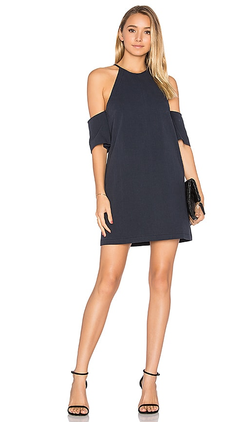 PFEIFFER Getty Dress in Navy