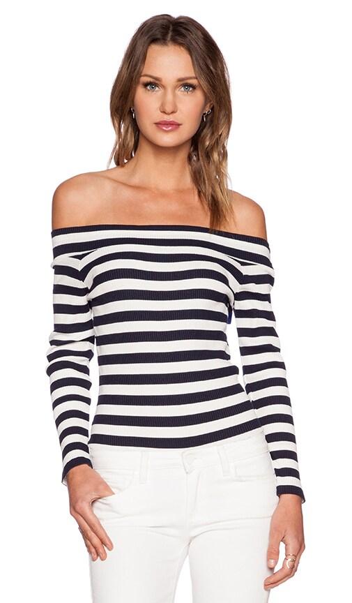 Mondrian Long Sleeve Bodysuit
