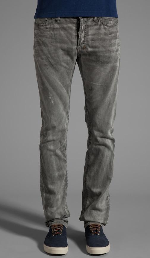Grey Wash Jean