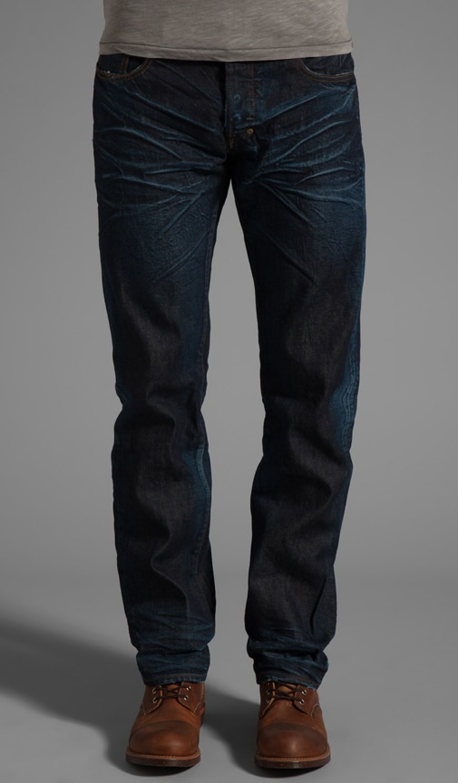 Men's Woven Denim