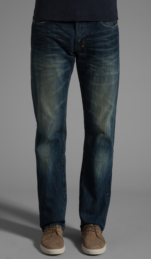 Men's Woven Denim Jean