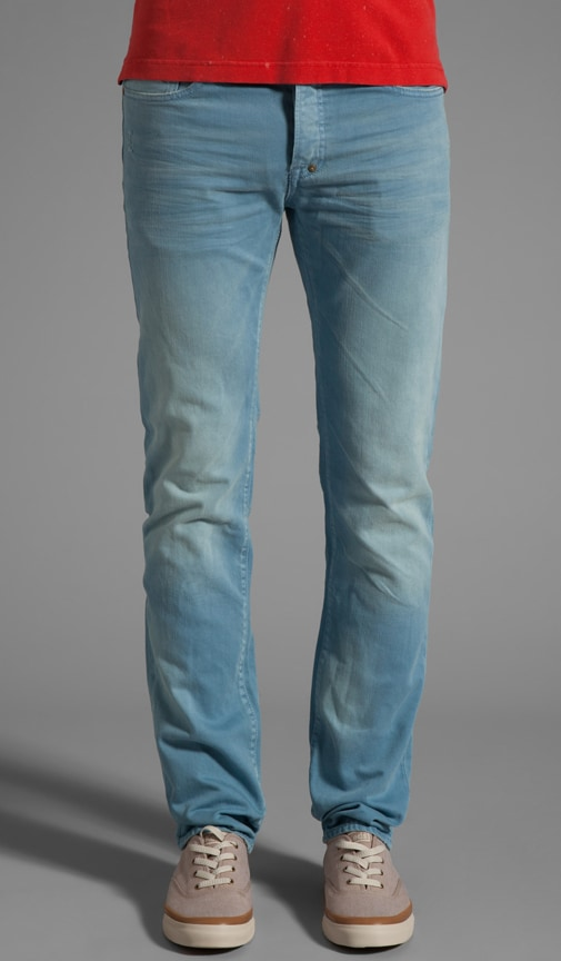 Woven Colored Jean