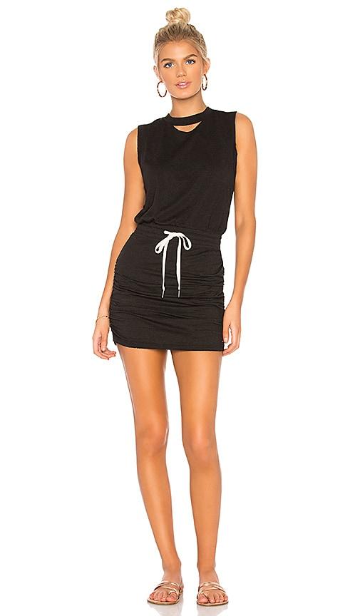 faa31b3aa777 n philanthropy Rodney Dress in Black