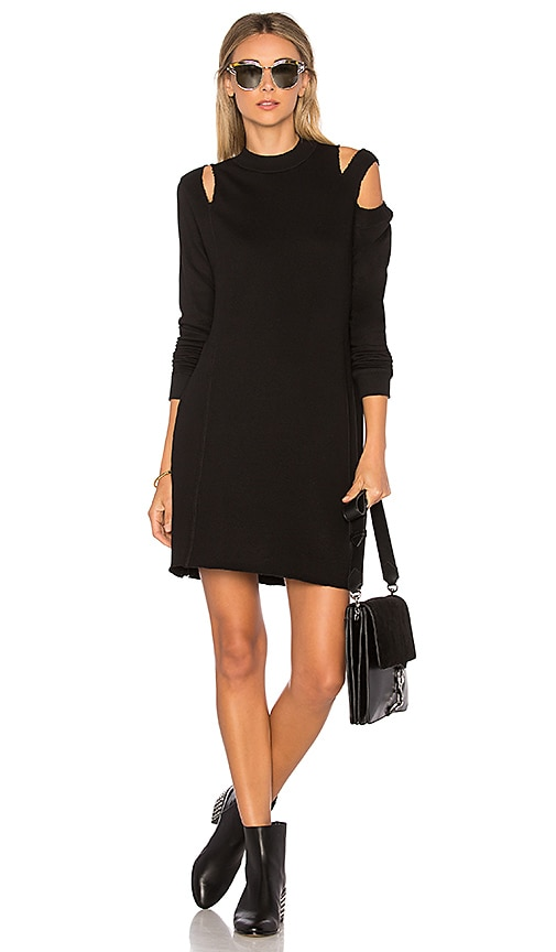 n:PHILANTHROPY Kyra Mini Dress in Black