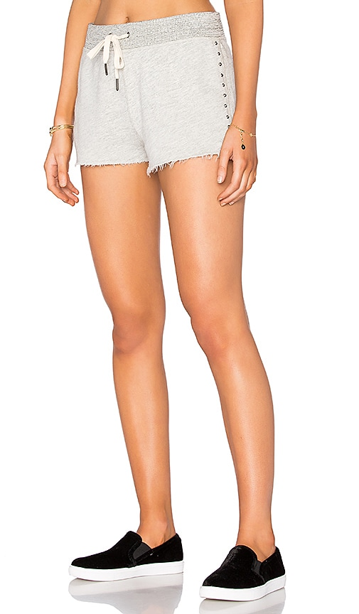 n:PHILANTHROPY Chester Studded Short in Gray