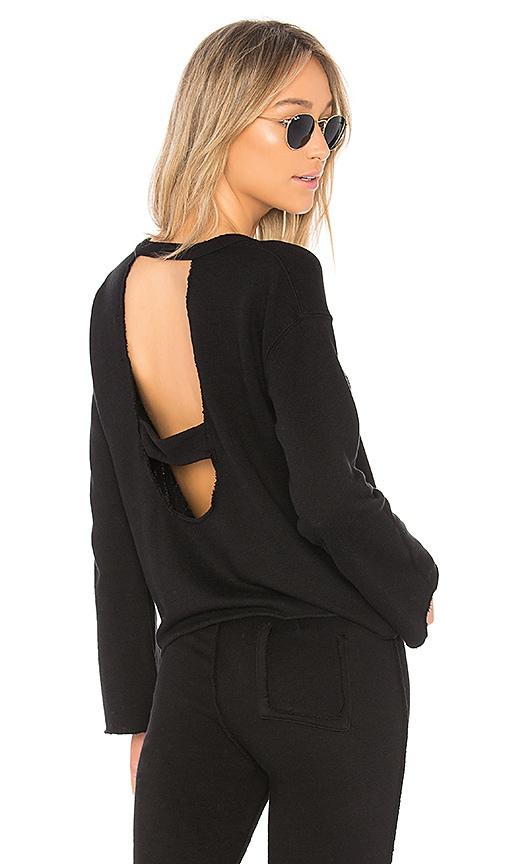 n:PHILANTHROPY Kona Sweatshirt in Black