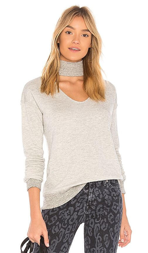 n:PHILANTHROPY Bae Sweatshirt in Gray