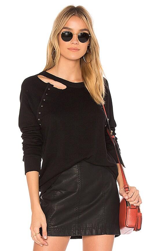 n:PHILANTHROPY Nic Sweatshirt in Black