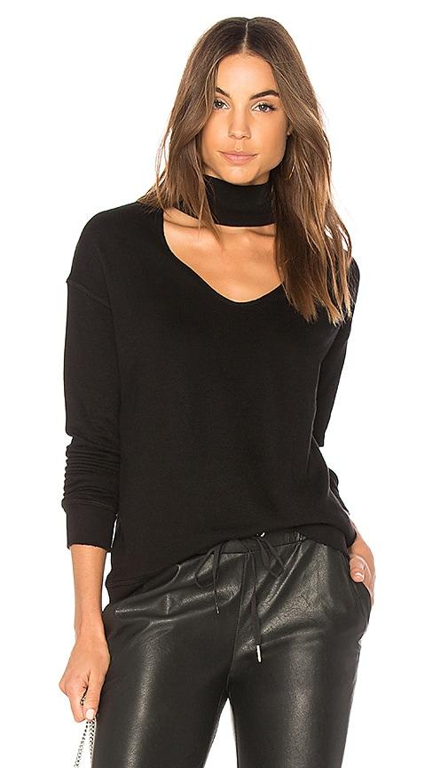 n:PHILANTHROPY Bae Sweatshirt in Black