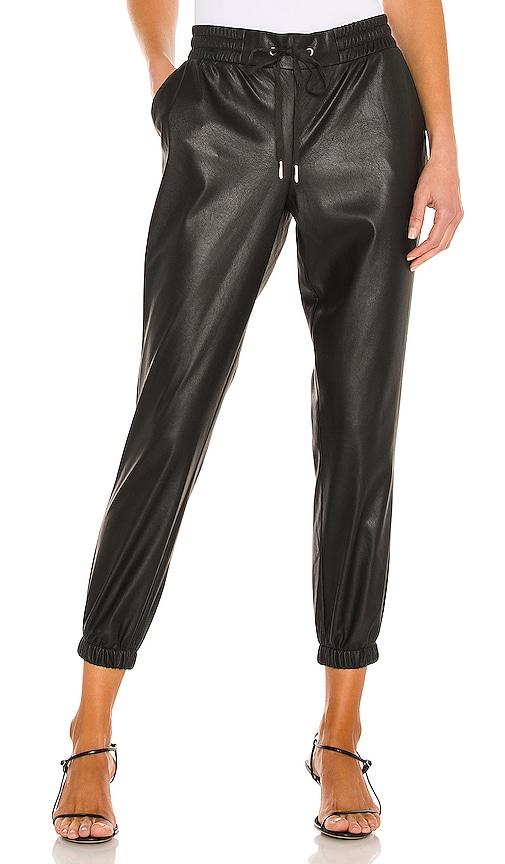 Scarlett Leather Jogger