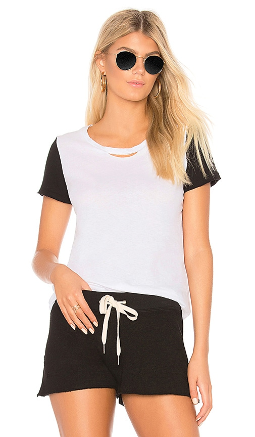 n:PHILANTHROPY Abigail Deconstructed Shirt in White