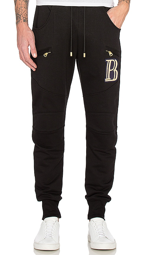 Pierre Balmain Sweatpant in Black