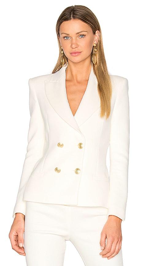 Pierre Balmain Classic Blazer in White